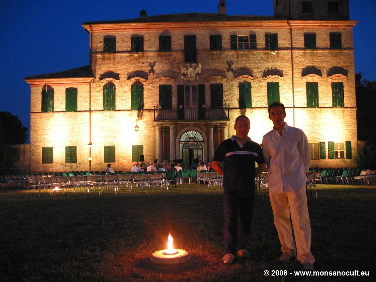 """Muse in Villa, musica, poesia, teatro di alto livello nel luogo """"nobile"""" di Monsano"""